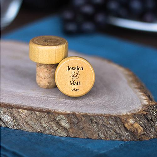 Cork Wine Stopper 2
