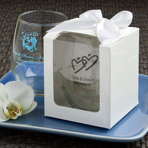 9 oz stemless box